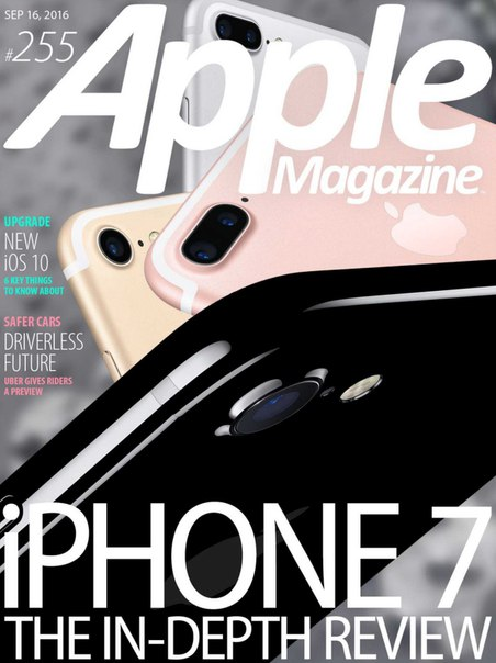 Download AppleMagazine - September 16, 2016