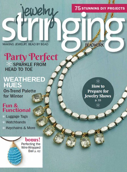 Download Jewelry Stringing - Winter 2016