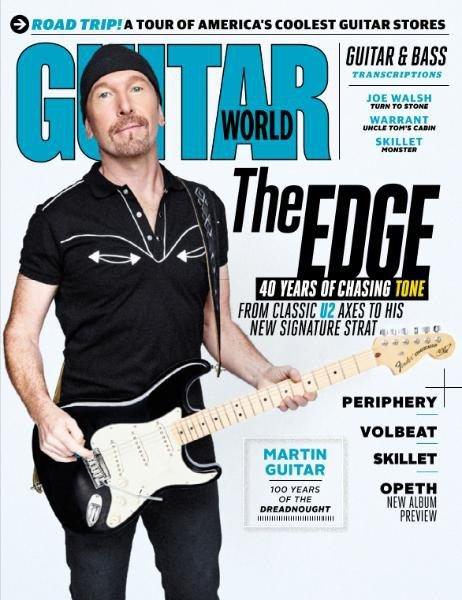 Download Guitar World - October 2016
