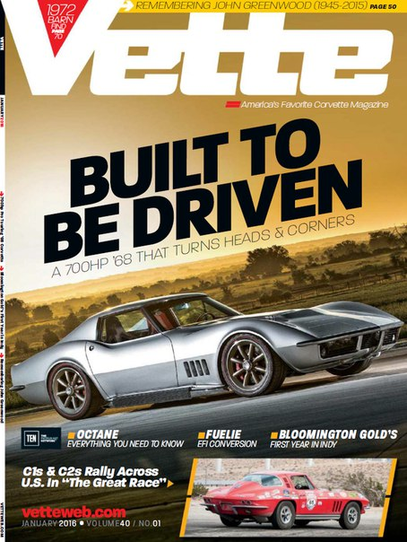 Download Vette - January 2016