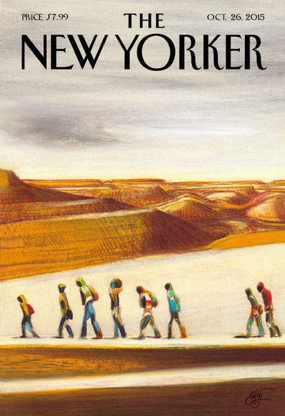 Download The New Yorker - October 26, 2015