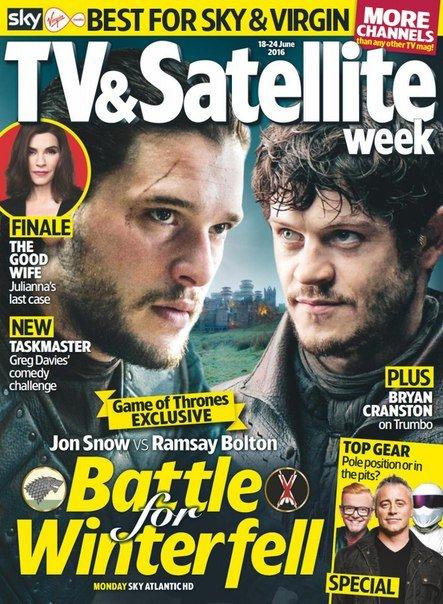 Download TV & Satellite Week - June 18 2016