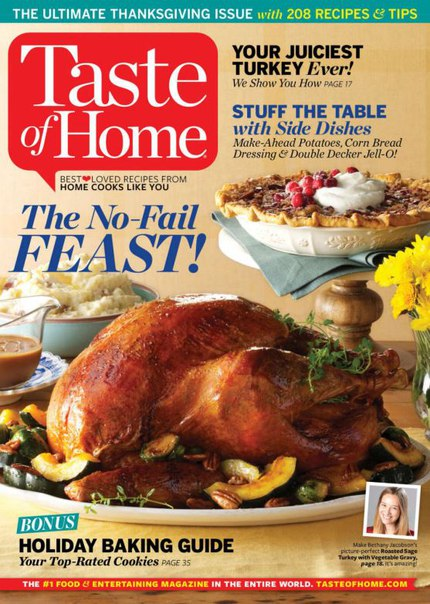 Download Taste of Home - November 2015