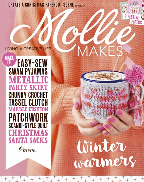 Download Mollie Makes - Issue 71, 2016