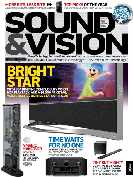 Download Sound & Vision - March 2016