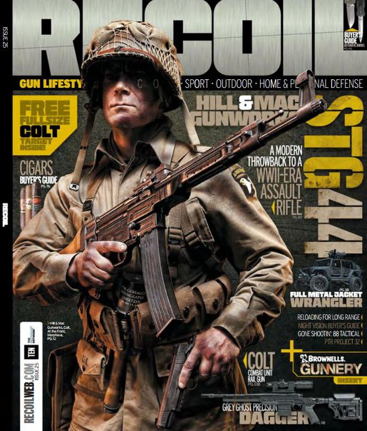 Download Recoil - August 2016