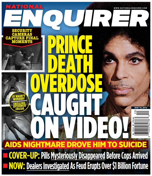 Download National Enquirer - May 16, 2016
