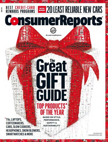 Download Consumer Reports - December 2015