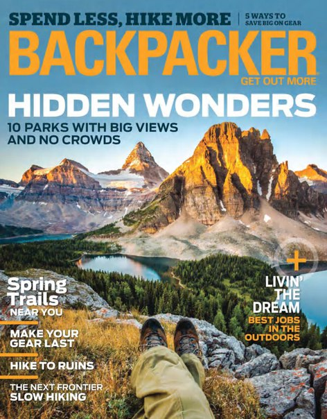 Download Backpacker - March 2016