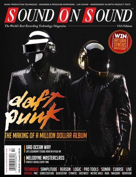 Download Sound On Sound 2013-07