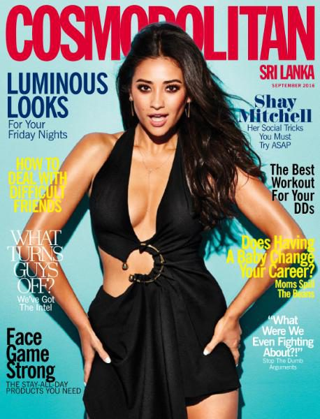 Download Cosmopolitan Sri Lanka - September 2016
