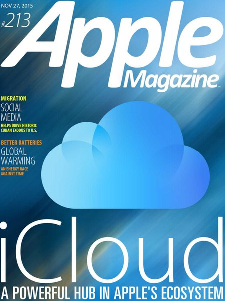 Download AppleMagazine - November 27, 2015