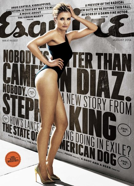 Download Esquire - August 2014