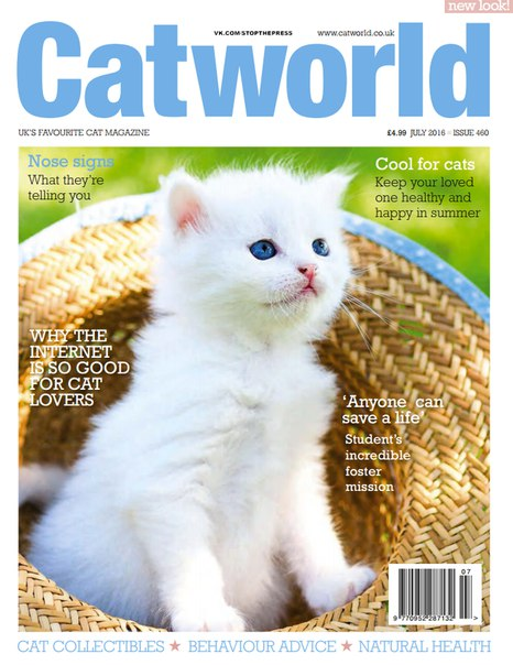 Download Cat World - July 2016