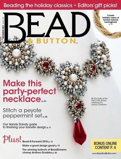 Download Bead & Button - December 2015 vk co stopthepress