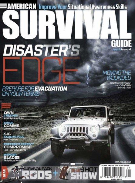 Download American Survival Guide - April 2016