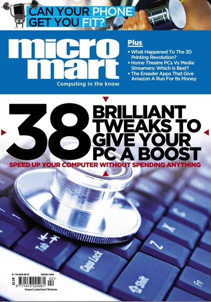 Download Micro Mart - January 8, 2015