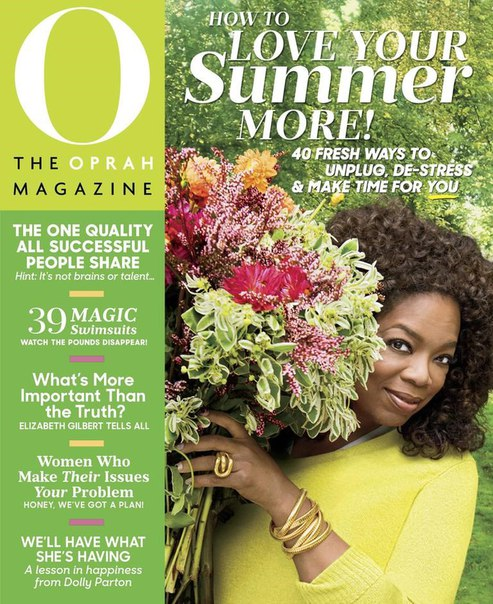 Download O The Oprah Magazine - June 2016