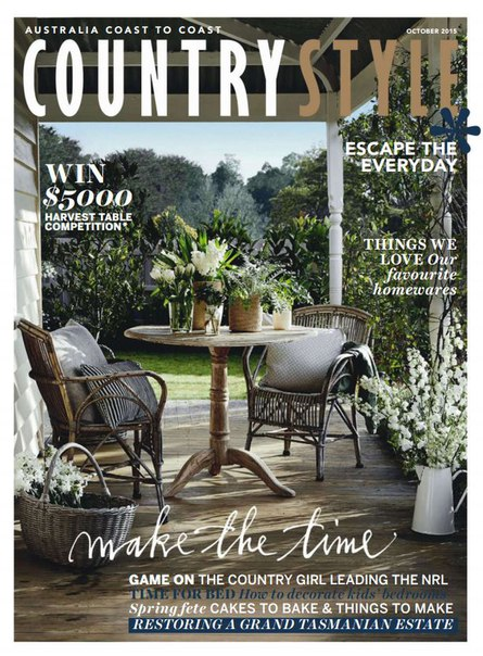 Download Country Style - October 2015
