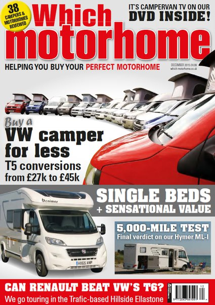 Download Which Motorhome - December 2015