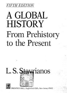 Download A Global History: From Prehistory to the 21st Century (Fifth Edition)