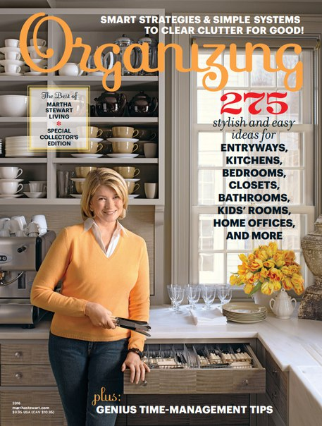 Download Martha Stewart Living - Organizing 2016
