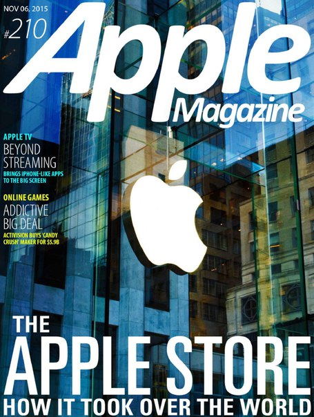 Download AppleMagazine - November 6, 2015