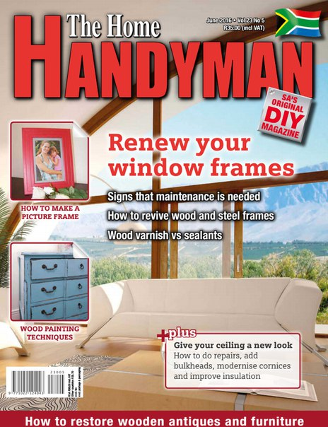 Download The Home Handyman - June 2016