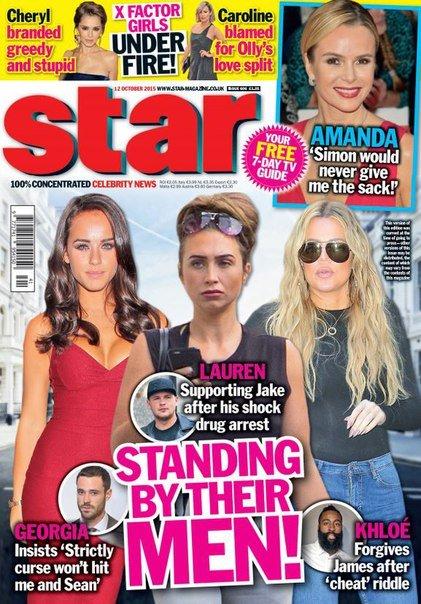 Star Magazine UK – 12 October 2015