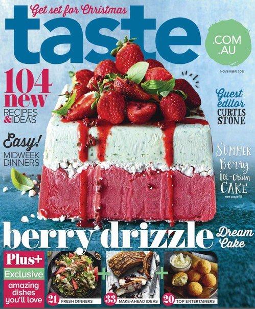 Download Taste com au - November 2015