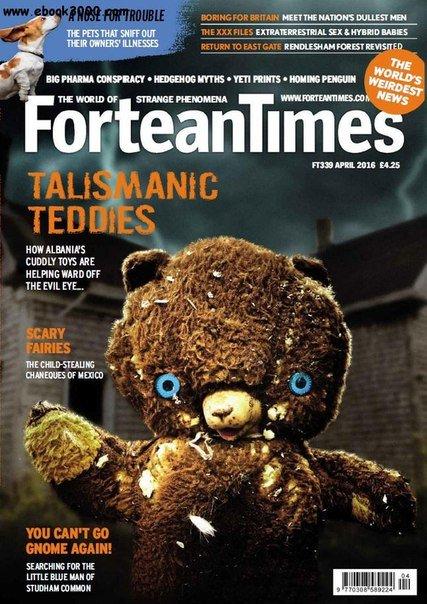 Fortean Times – April 2016