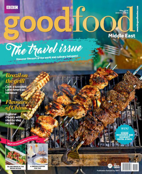 Download BBC Good Food Middle East - May 2016