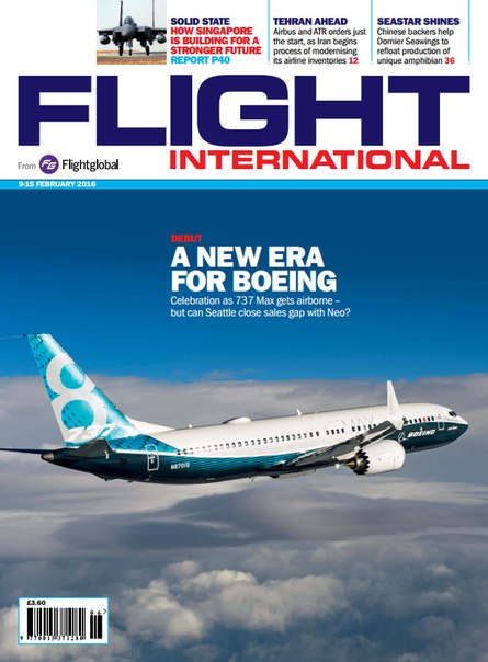 Download Flight International - February 9, 2016