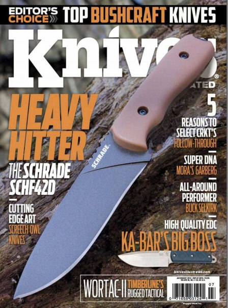 Download Knives Illustrated - July 2016