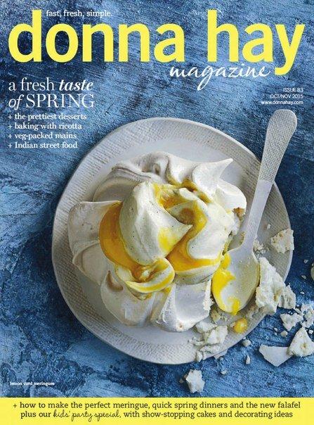 Download donna hay magazine - November 2015