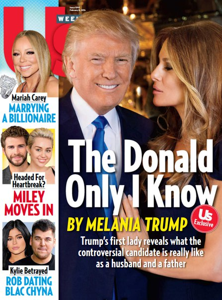 Download Us Weekly - February 8, 2016