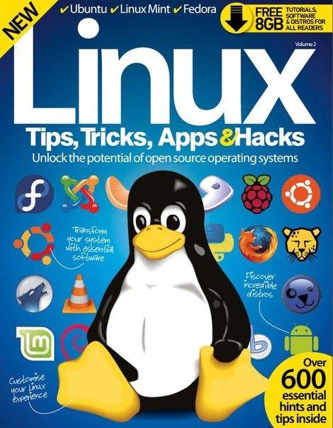 Download Linux Tips Tricks Apps & Hacks Vol 2 RE - 2