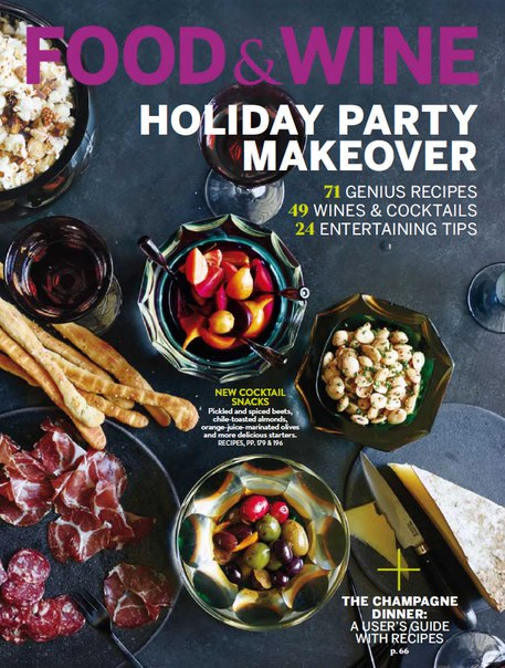 Download Food & Wine - December 2015