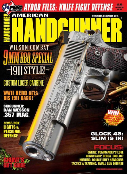 Download American Handgunner - 2015 11-12 (November - December)