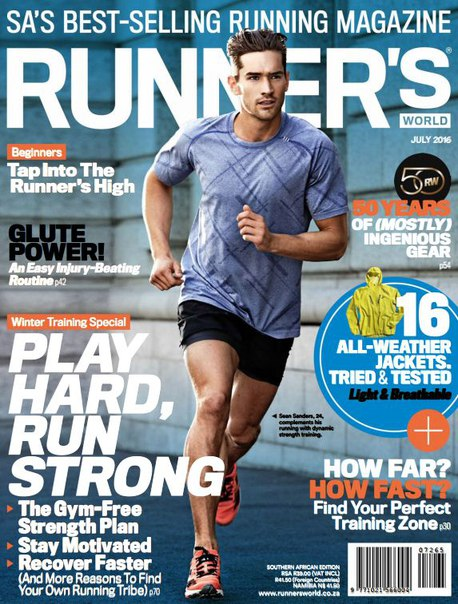 Download Runner s World South Africa - July 2016
