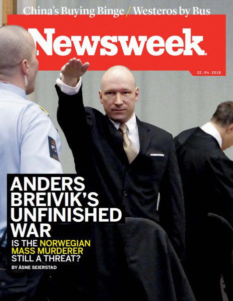 Download Newsweek Europe - 22 April 2016