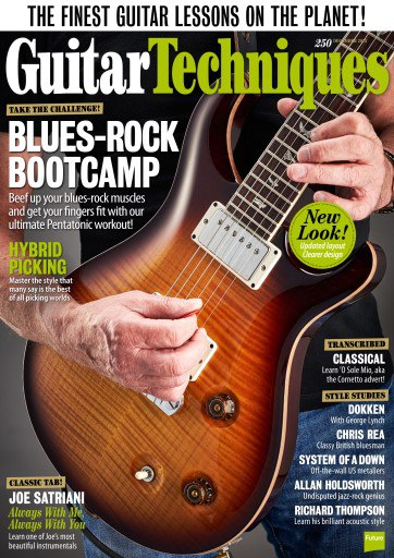 Guitar Techniques – December 2015