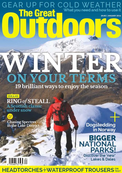 Download The Great Outdoors - January 2016