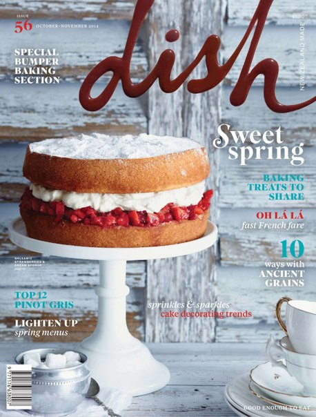 Download Dish [NZ] - 2014-10 (Issue 56)