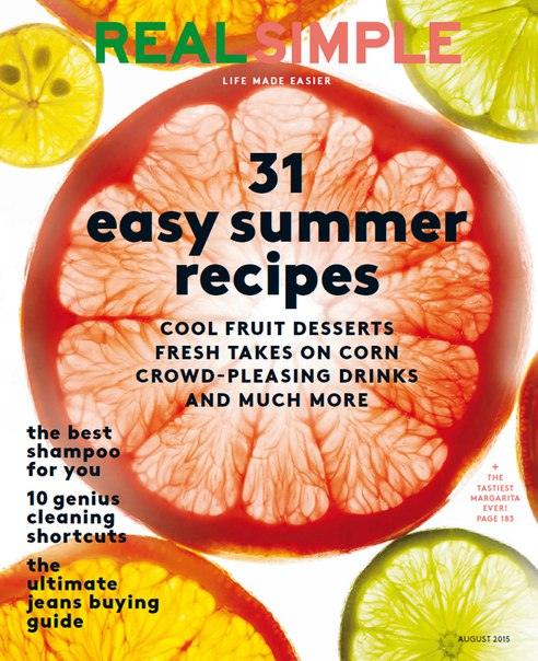 Download Real Simple - August 2015