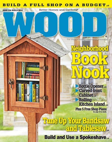 Download WOOD - March 2016