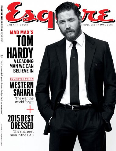 Esquire Middle East – June 2015