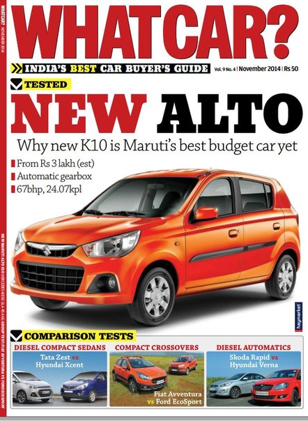 Download What Car - November 2014 IN