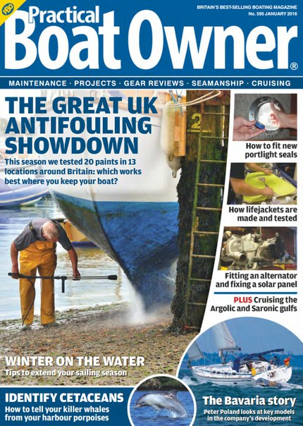 Download Practical Boat Owner - January 2016