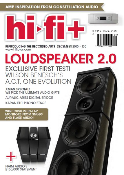 Download Hi-Fi Plus - December 2015
